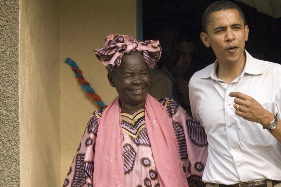 """Barack Obama mourns the loss of his """"beloved"""" Kenyan grandmother"""