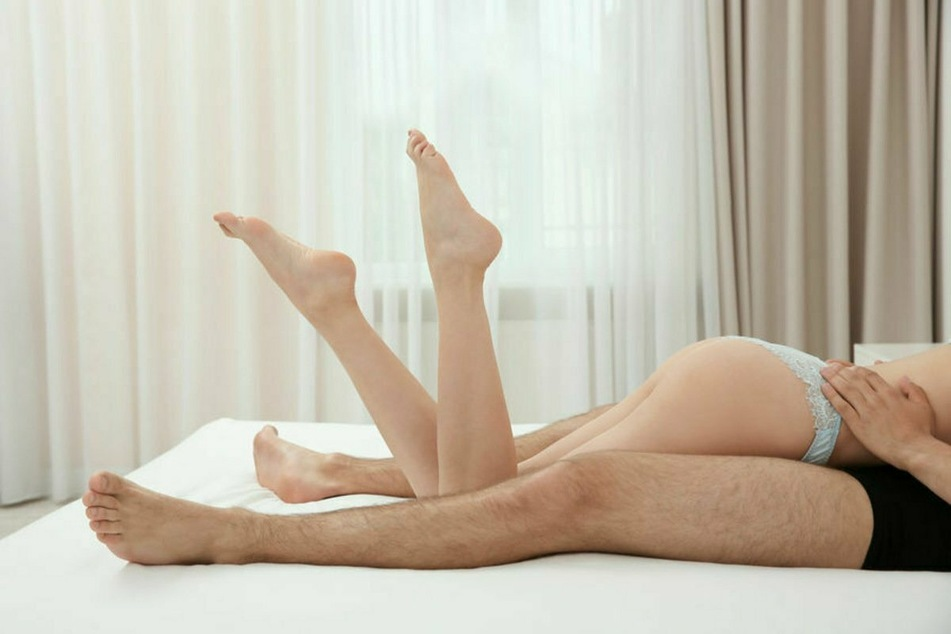 Bold communication is the key to a healthy sex life, says Hertlein (stock image).
