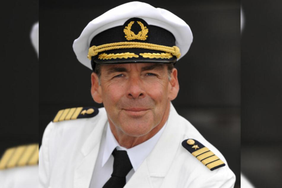 """Sascha Hehn war bekannt für seine Rolle als """"Traumschiff""""-Kapitän."""