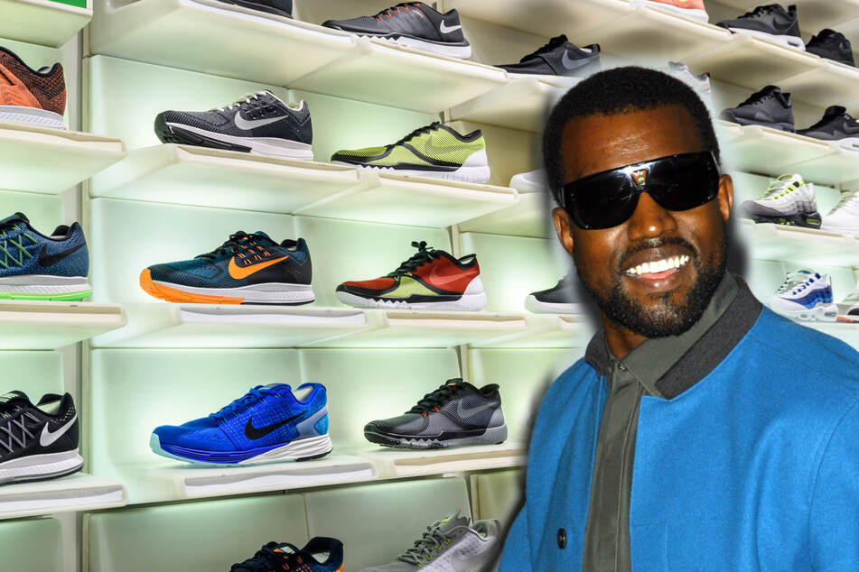 First Yeezy sneakers ever worn by Kanye break world record at private auction