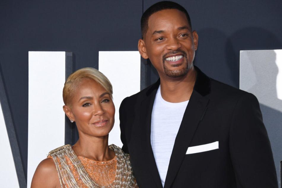 Ehefrau von Will Smith gesteht Affäre in Talkshow, während er neben ihr sitzt