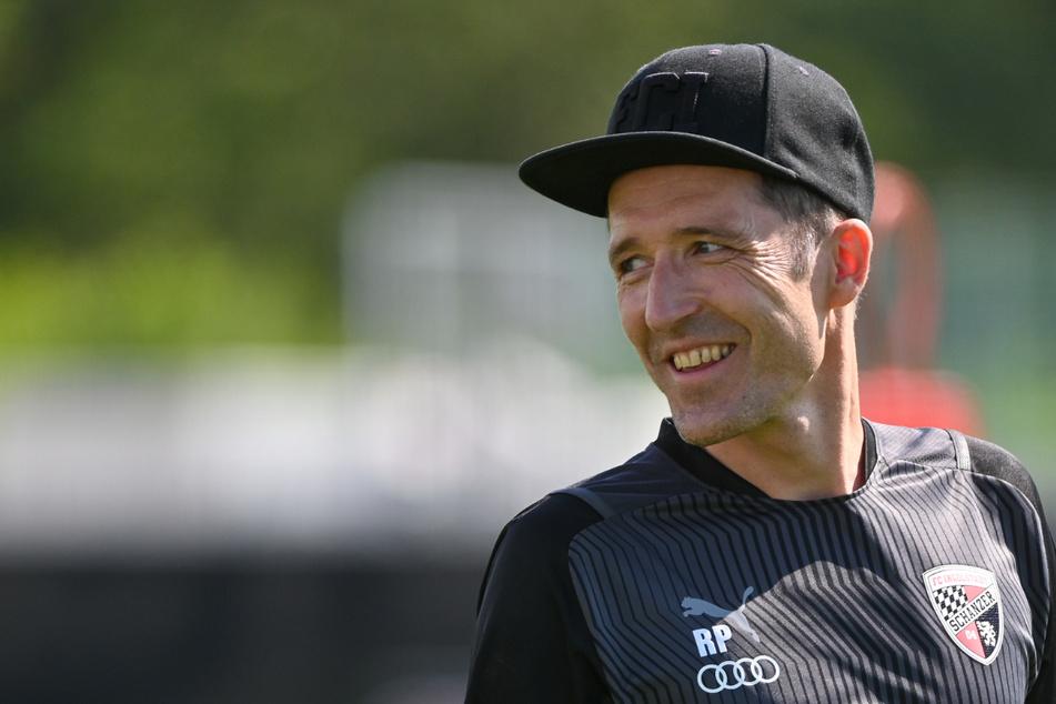 Roberto Pätzold (42) ist einer der jüngeren Trainer im Unterhaus und Chefcoach des FC Ingolstadt.