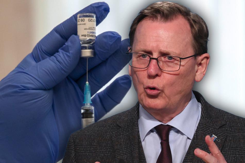 """Ramelow wirbt für Bestellung von Sputnik-Impfstoff: """"Eine große Chance"""""""