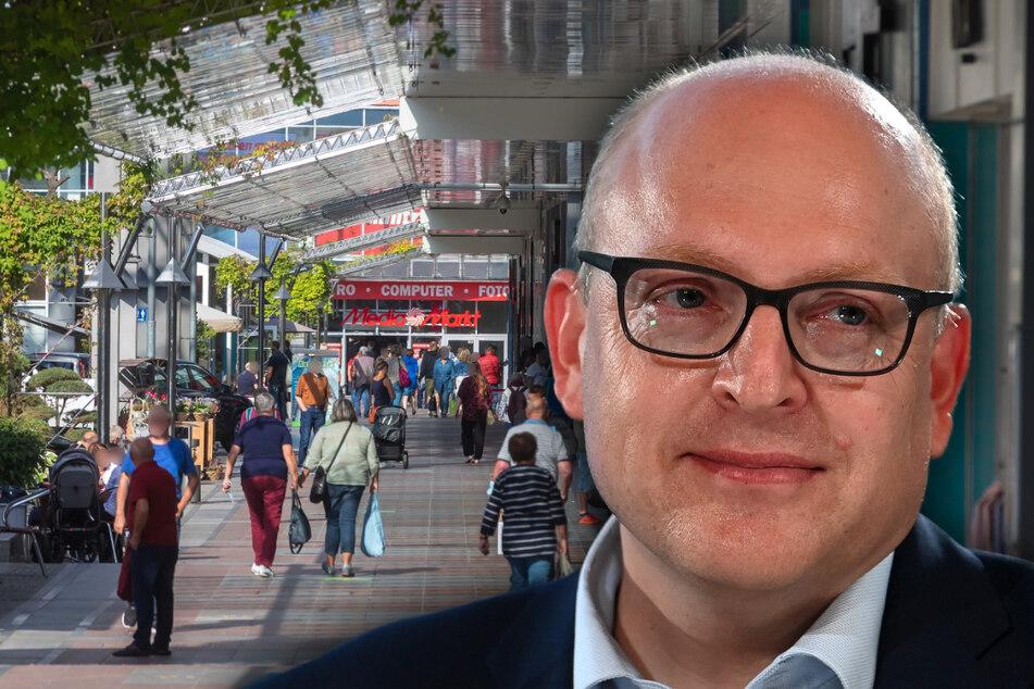 Chemnitzer Wirtschaft jetzt Chefsache: OB Schulze plädiert für mehr Verkaufsoffene Sonntage