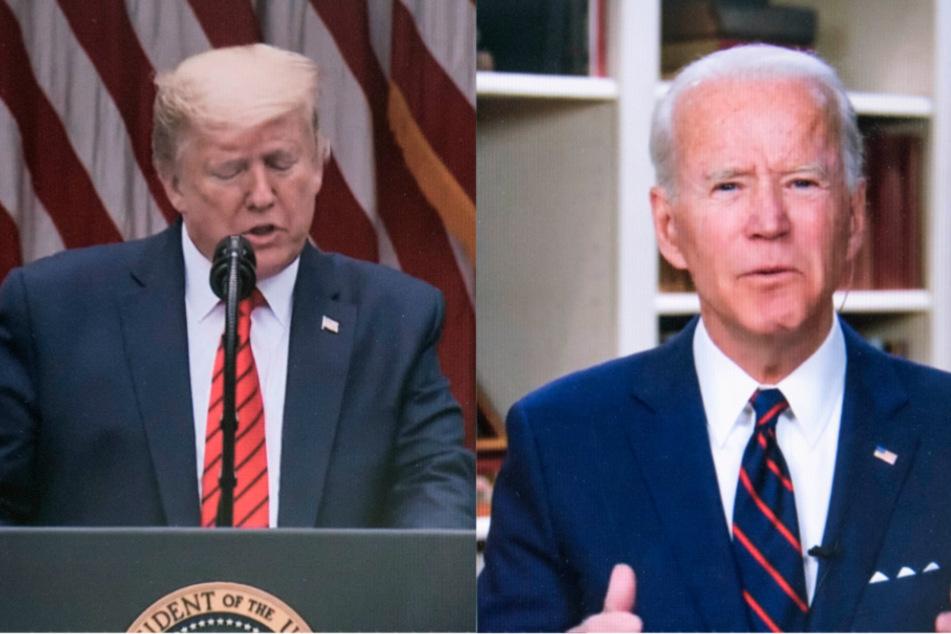 Wer Trump wählt, ist nicht wirklich schwarz: Joe Biden sorgt für Wahlkampf-Schock