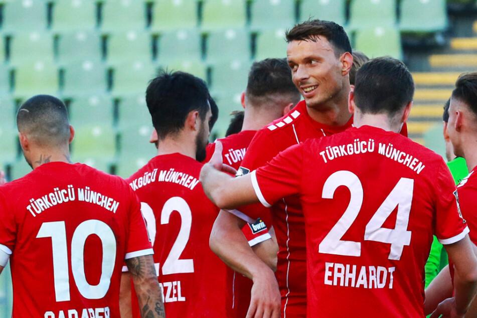 Ausgerechnet Ex-Dynamo Sliskovic führt Türkgücü gegen den MSV Duisburg zum Sieg!