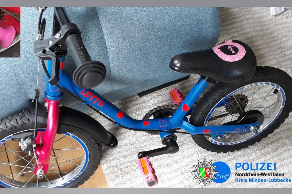 Eine Fahndung der Polizei nach einem Kinderrad hat eine Spendenwelle ausgelöst.