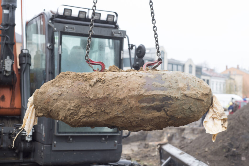250-Kilo-Bombe am früheren Kasernen-Gelände in Hanau entschärft