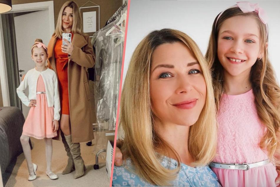 "Tanja Szewczenko platzt vor Stolz: Tochter Jona begeistert bei ""Let's Dance - Kids"""