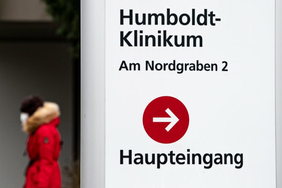 Coronavirus in Berlin: Zwei weitere Fälle von Virus-Mutation am Humboldt-Klinikum