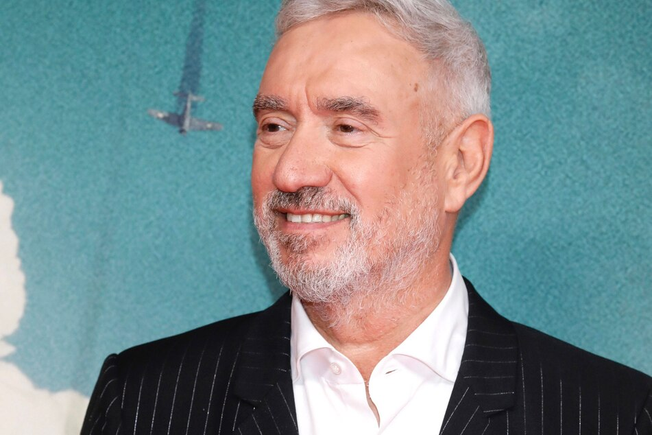 Roland Emmerich in Munich, Germany in October 2019 at a special screening of his movie Midway.