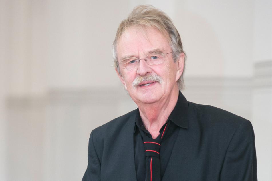 Dieter Füßlein (80) wird am Freitag im neuen Carlowitz-Congress-Center vier Preisträger auszeichnen.