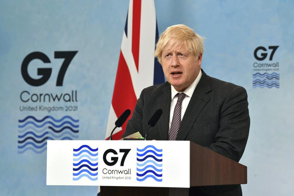Der britische Premier Boris Johnson (56) empfängt zurzeit die wichtigsten Staatsoberhäupter der Welt beim G7-Gipfel im englischen Cornwall.