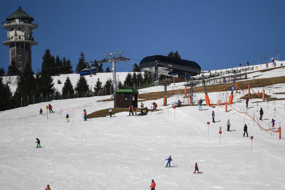 Feldberg rüstet sich für Skisaison in Corona-Zeiten