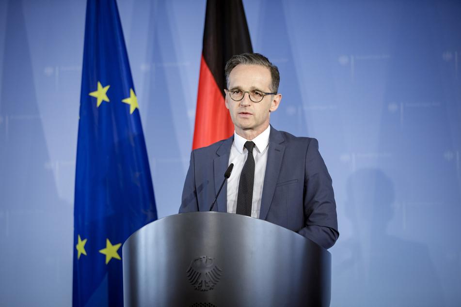 Außenminister Heiko Maas (53, SPD). (Archivbild)