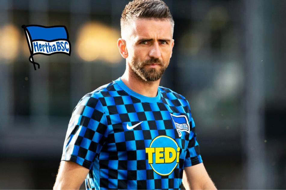 Verlängert Stürmer-Star Ibisevic wieder bei Hertha? Jetzt spricht Labbadia!