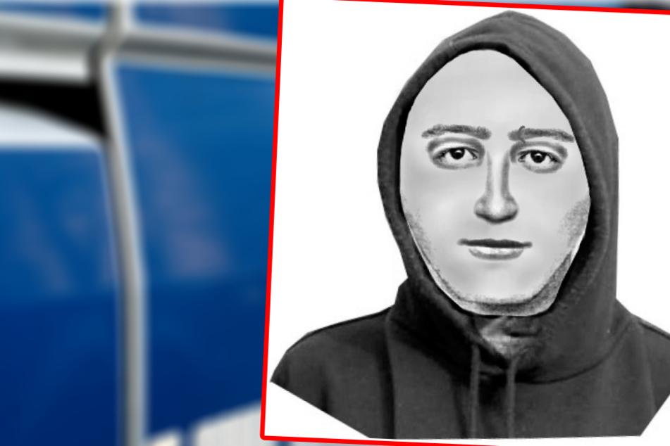 """Er zwang eine 9-Jährige, eine """"rote Kugel"""" zu essen, dann wurde sie ohnmächtig: Wer kennt diesen Mann?"""