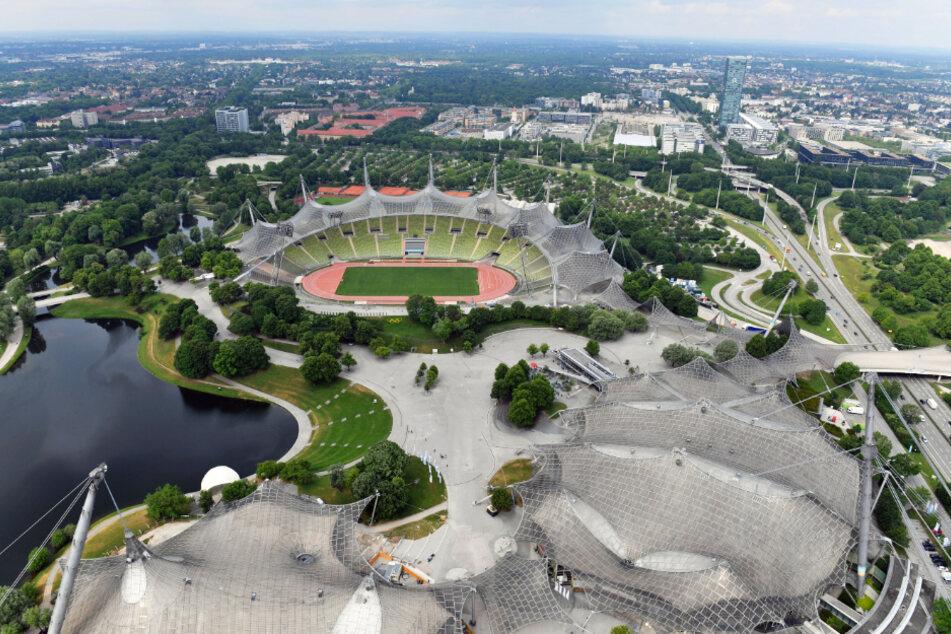 Hier war Dynamo Jahrzehnte nicht. Im Olympiastadion in München wird Aufsteiger Türkgücü den Großteil seiner Heimspiele austragen.