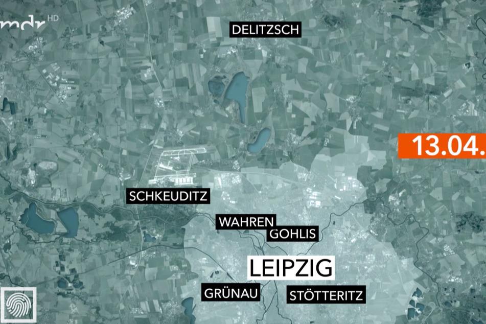 Auch am 13. April wurden Kundinnen in verschiedenen Leipziger Vierteln und im Landkreis Nordsachsen beklaut.