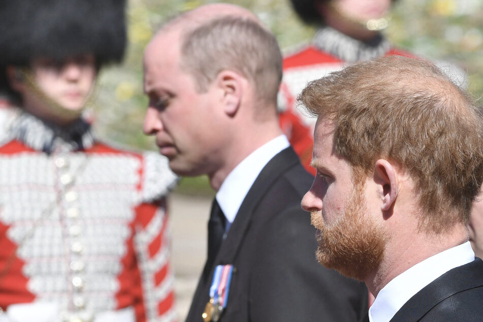 Royal reconciliation on hold: talks between William and Harry reportedly at a standstill