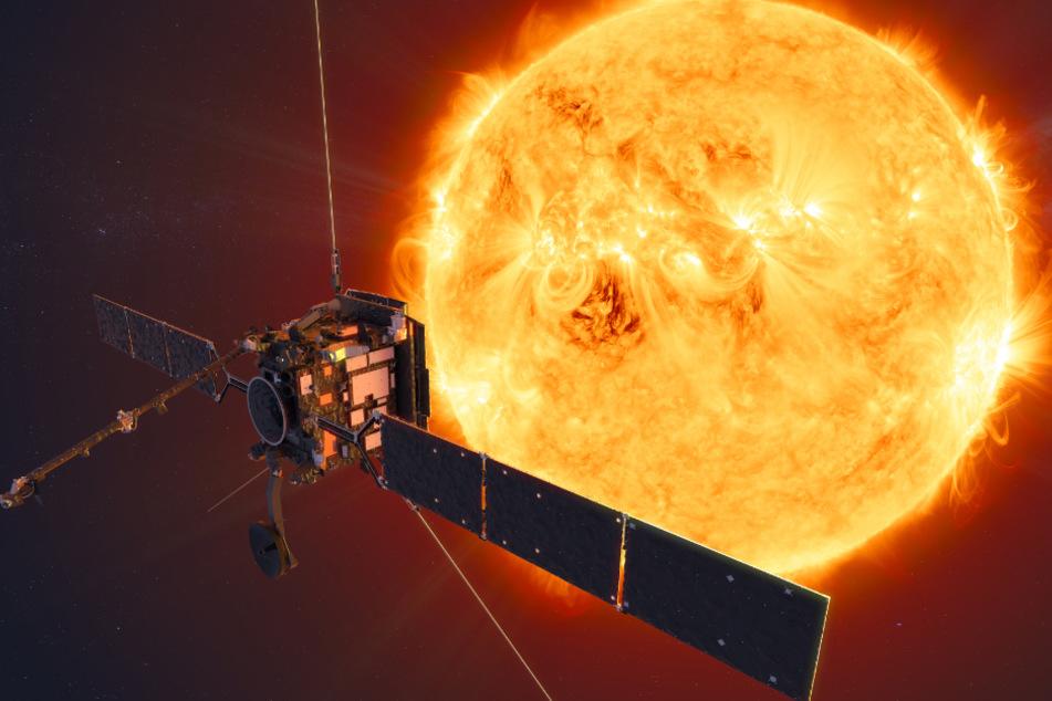"""Raumschiff """"Solar Orbiter"""" schickt erste Sonnenbilder"""