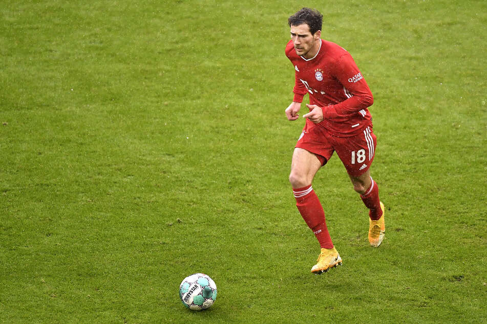 Leon Goretzka (26) überzeugt beim FC Bayern München und hat sich an der Säbener Straße zu einem Leistungsträger entwickelt.