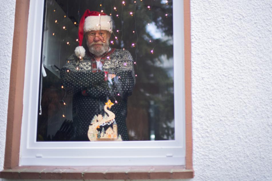 Dieses Weihnachten wird Willi Dahmen keinen Weihnachtsmann spielen. Darüber ist er sehr enttäuscht.