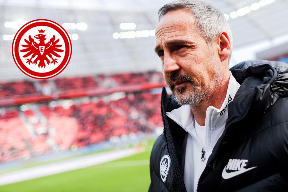 """Eintracht-Trainer ist sauer: """"Unsere Auswärtsbilanz ist fürchterlich"""""""