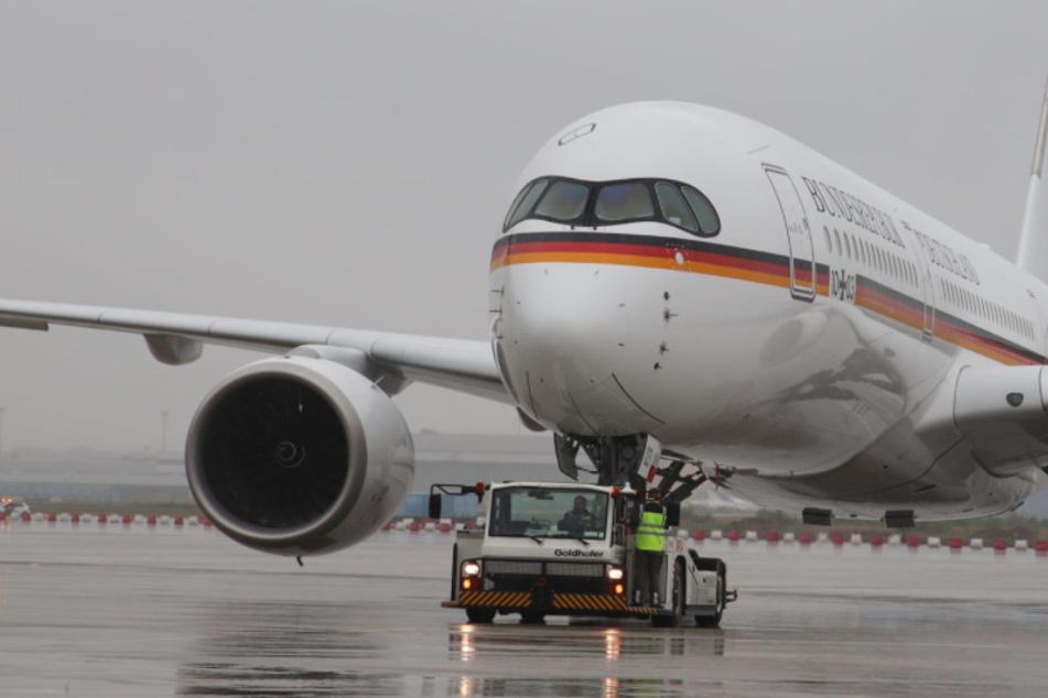Flugbereitschaft übernimmt: Das ist der neue Regierungsflieger!