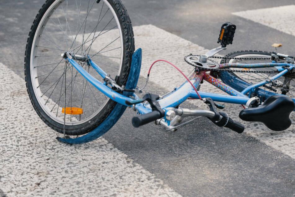 Streit nach Zusammenstoß eskaliert: Mann wirft Fahrrad in Main