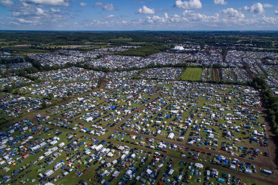 Wacken Open Air vergrößert Festivalgelände und kauft Wald!