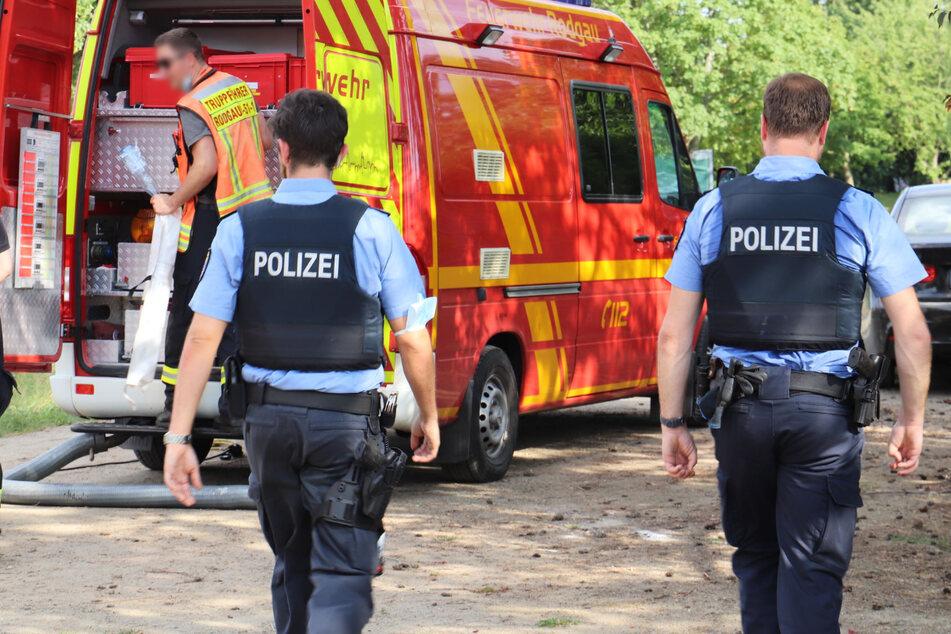 Der Junge wurde zwei Stunden nach Eintreffen der Rettungskräfte tot aufgefunden.