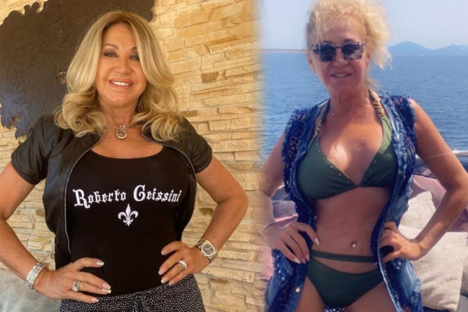 Carmen Geiss kassiert für Bikini-Foto fiese Fan-Kommentare