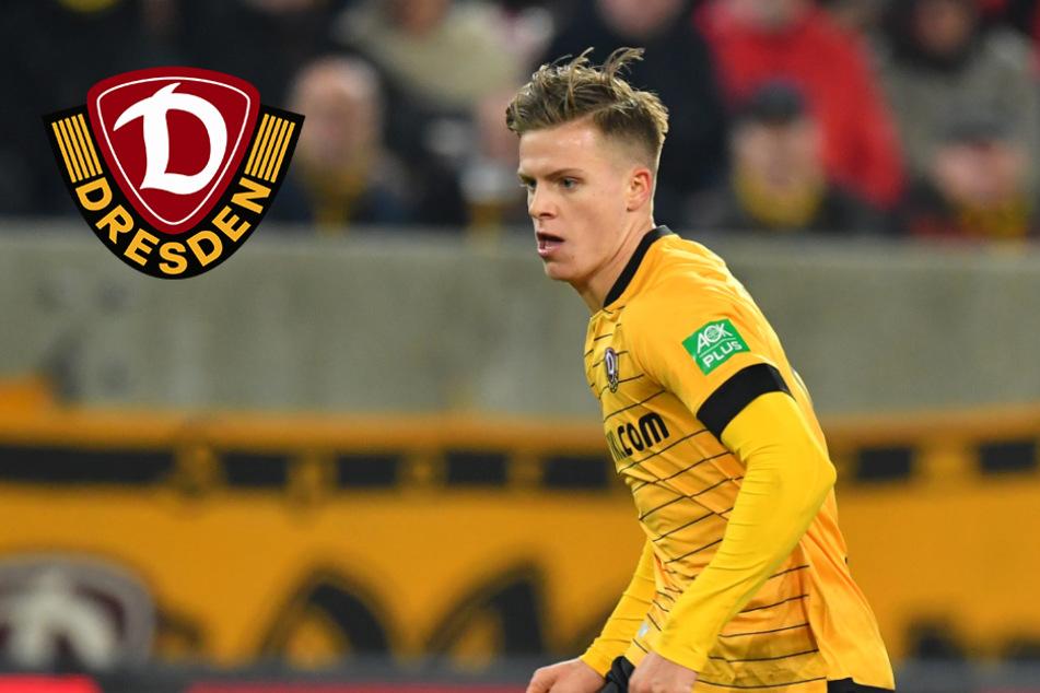 Dynamo Dresden muss vorerst auf Dzenis Burnic verzichten