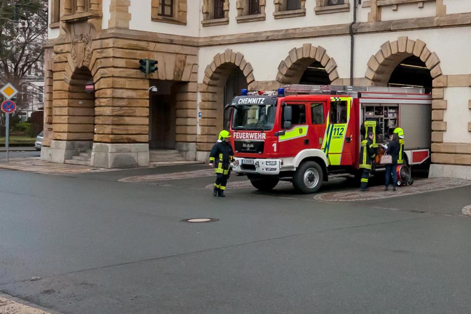 Chemnitz: Hier erlebt Ihr die Chemnitzer Feuerwehr live bei ihren Einsätzen