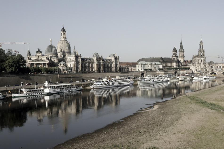 75 Jahre nach der Zerstörung: Heute zeigt sich die Dresdner Altstadt wieder von ihrer schönsten Seite.