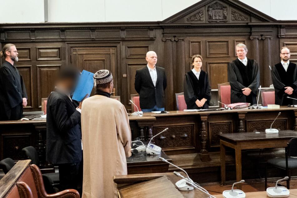 Das Urteil des Landgerichts Hamburg gegen den Doppelmörder hat Bestand. (Archivbild)
