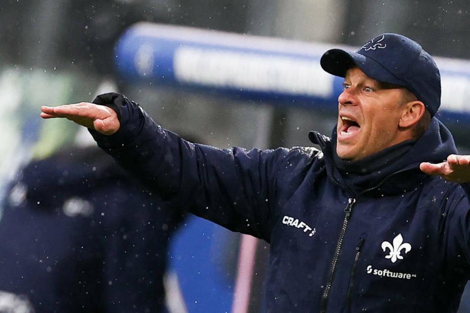 Mit zwei Siegen in den verbleibenden zwei Spielen könnten Markus Anfang und der SV Darmstadt 98 den Rückrundenrekord der Lilien knacken.