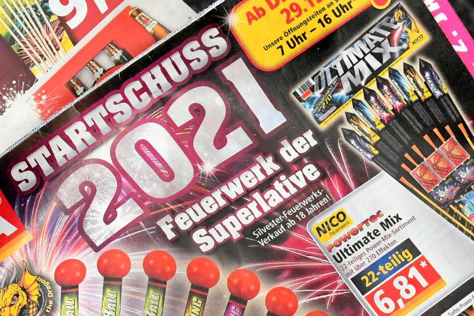 Wieso werben Prospekte mit dem Verkauf von Feuerwerk?