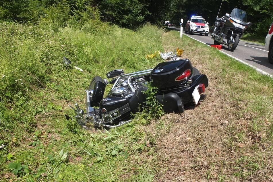 Tödlicher Motorradunfall bei Düren, Mann (†63) stirbt in Krankenhaus