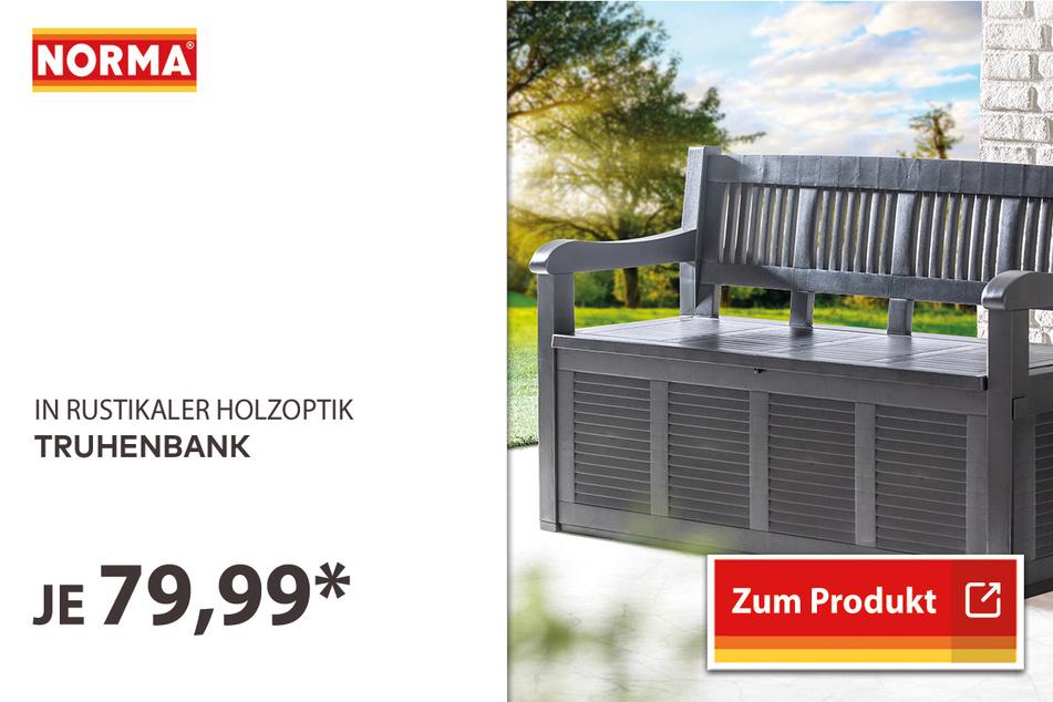Truhenbank für 79,99 Euro