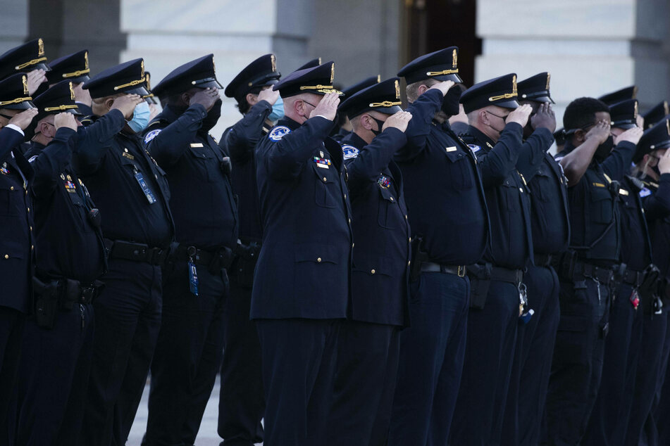 Two more police officers tragically die in wake of January 6 Capitol attack