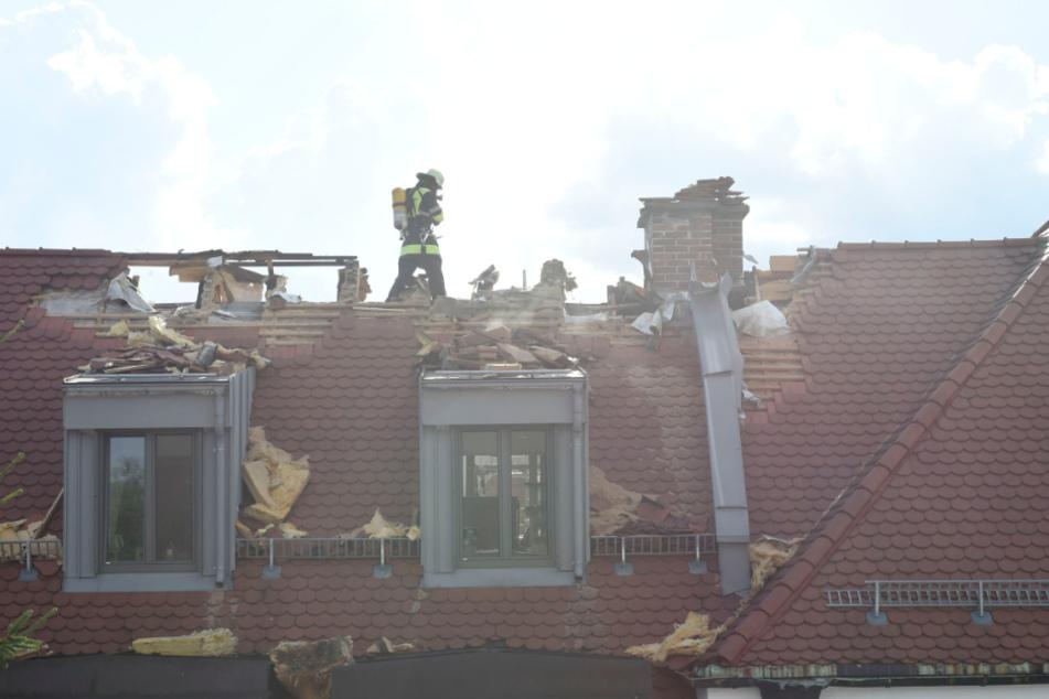 München: Feuerwehreinsatz in München: Person bei Brand verletzt