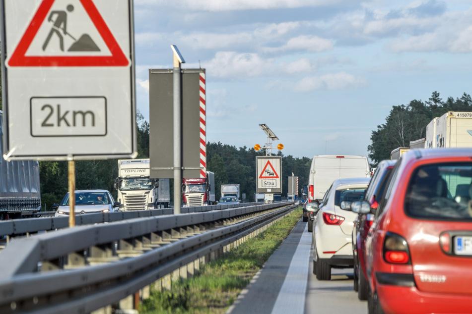 Der ADAC hat die Stau-Intensität auf Autobahnen untersucht. (Symbolbild)