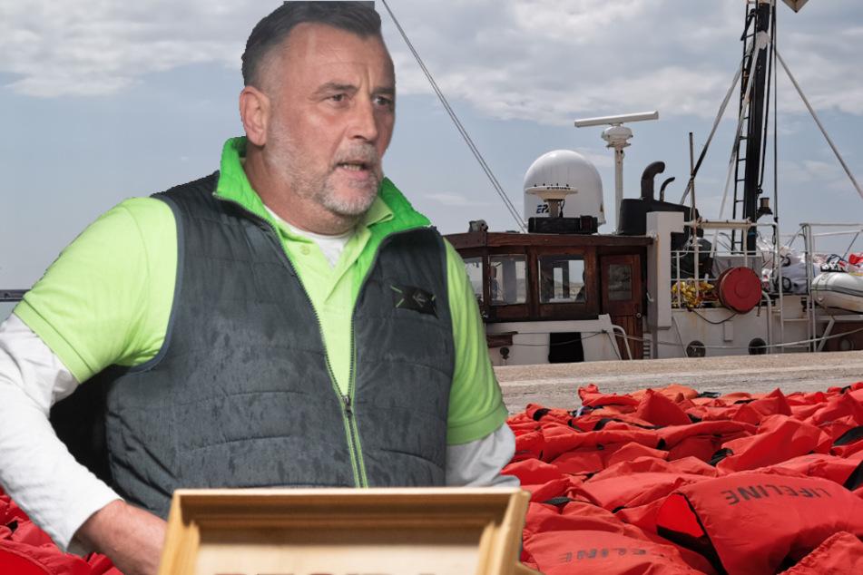 Mission Lifeline als Schlepper bezeichnet: Lutz Bachmann und Pegida verurteilt