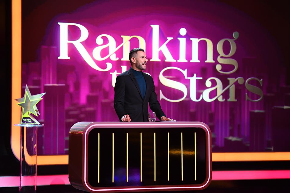 """Moderiert wird """"Ranking the Stars"""" von Jochen Schropp (41)."""