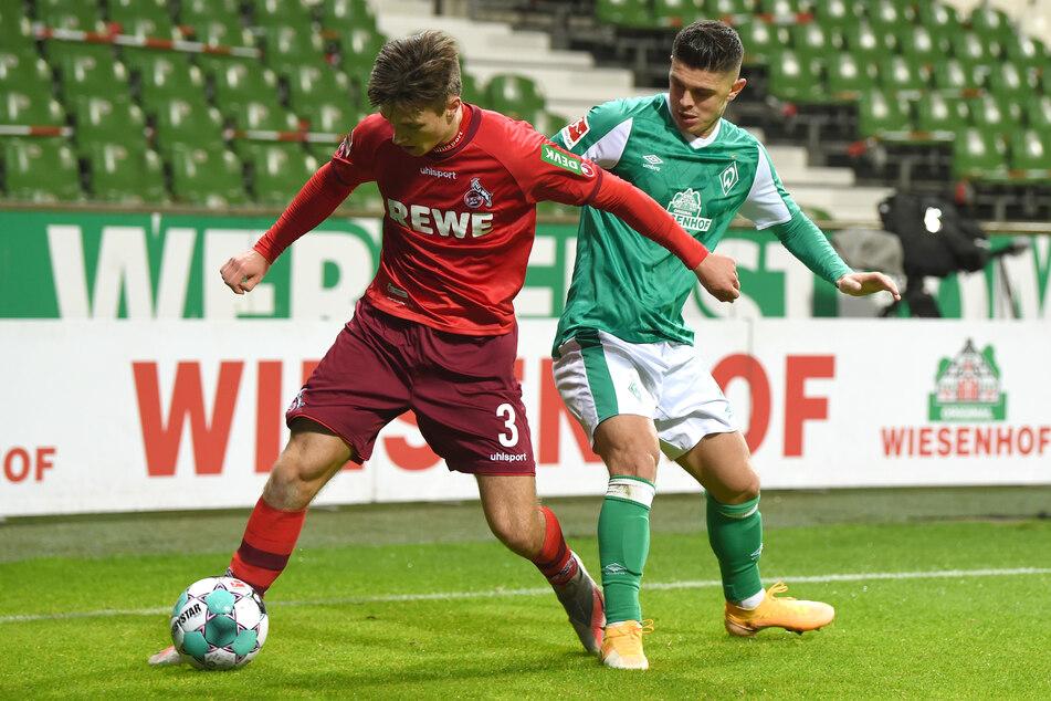 Kölns Trainer Markus Gisdol (51) bleibt zuversichtlich, dass der 1. FC Köln bald seinen ersten Sieg einfährt.