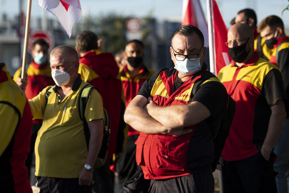 Nach DHL-Streiks: Management und Verdi ringen um Kompromiss