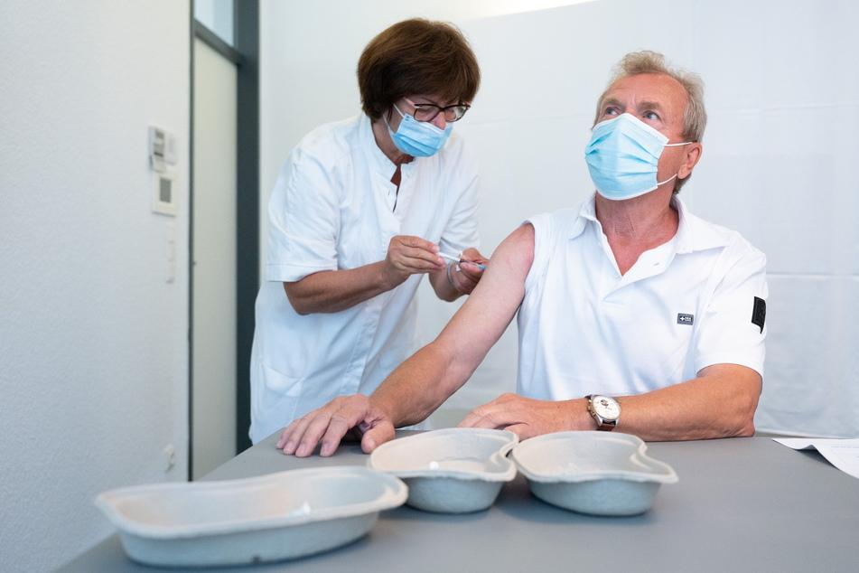Impfen: Die Sachsen sind impfmüde, der Freistaat braucht für den Herbst eine effektive Impfstrategie.