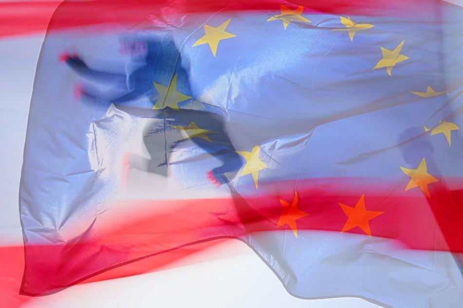 Am Donnerstag diskutiert das Berliner Abgeordnetenhaus über eine Verfassungsänderung, mit der sich die Hauptstadt zu einem geeinten Europa bekennen will. (Symbolfoto)